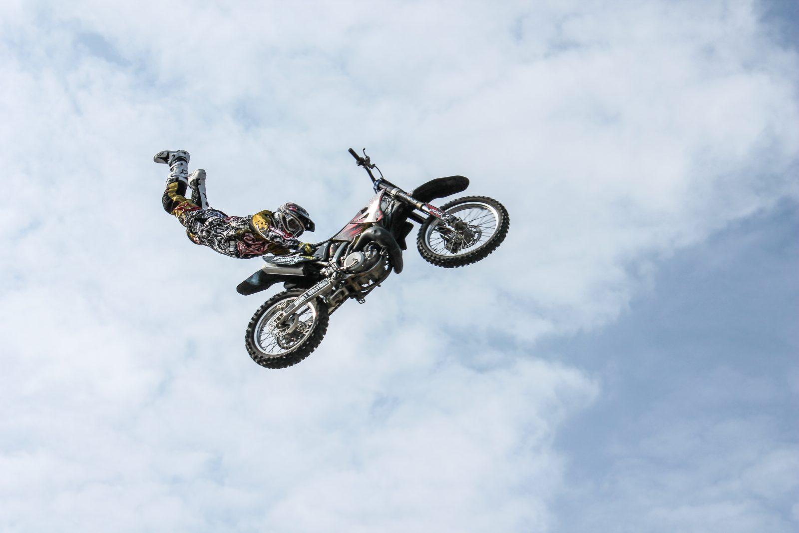 Les motocross historiques